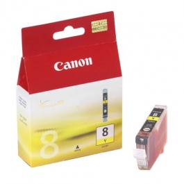 Canon Tinte CLI-8Y Yellow, 13 ml