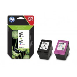 HP Tinte Nr. 62 2er-Kombipack N9J71AE