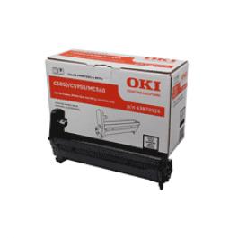 OKI Bildtrommel Schwarz für C5600 C5700, 20k