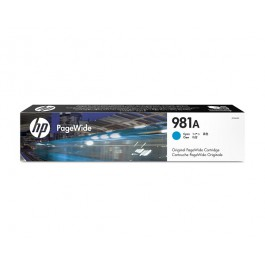 HP Tinte Nr. 981A Cyan