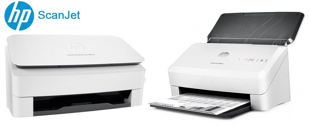 HP ScanJet-Serie