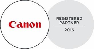 Canon Partner Logo