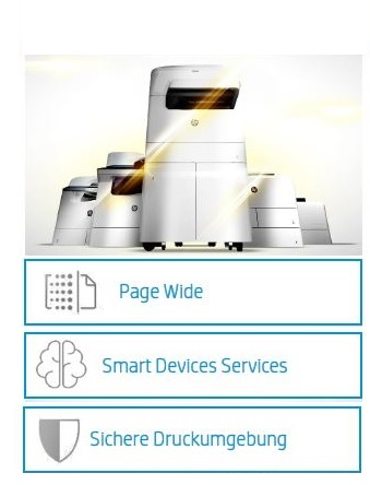 HP PageWide A3-Portfolio Features
