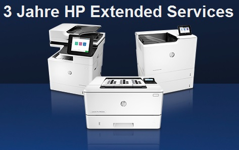 3 Jahre HP Extended Services