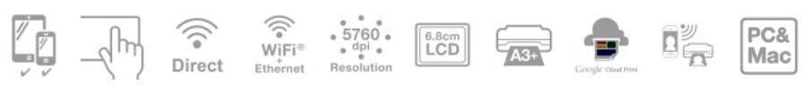 Epson SureColor SC-P600 Features