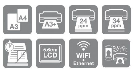Epson WorkForce Pro WF-8010DW Features