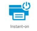 HPInstant-On-Technologie