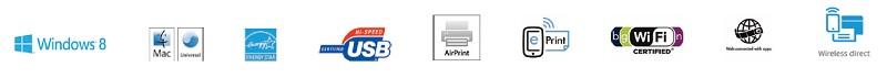 HP Laserjet Pro M127fn/fw MFP Features