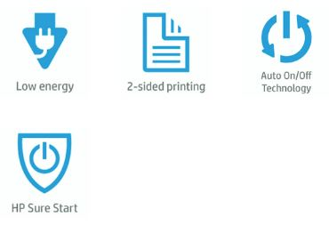HP Color LaserJet Enterprise M681 Features