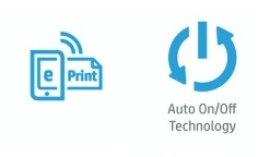 HP Color LaserJet Pro M252n Features