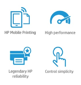 HP OfficeJet 250 Mobiler All-in-One-Drucker Features