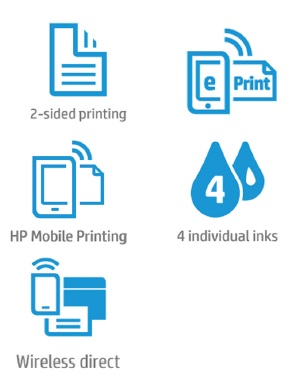 HP Officejet Pro 8210 Features