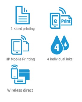 HP Officejet Pro 8218 Features