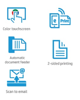 HP OfficeJet Pro 8710 Features