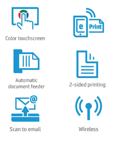 HP OfficeJet Pro 8730 Features