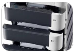 Kyocera Ecosys P4040 Papierverarbeitung