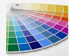 Ricoh Farbfächer