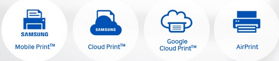 Samsung Xpress C430 Mobile Print Features