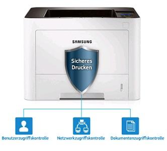 Samsung Sicheres Drucken