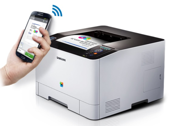 Samsung Xpress C1810W Mobile Printing