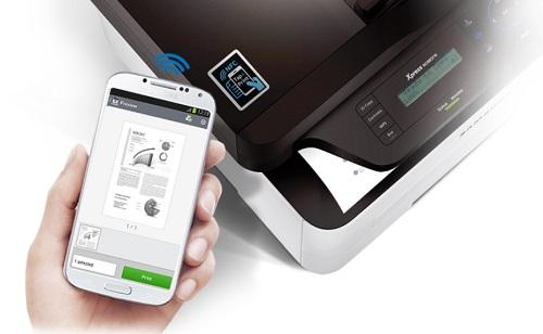 Samsung Xpress M2885FW NFC