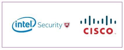 Xerox Cisco intel Security